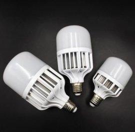 WARM LED大功率平头鸟笼球泡 led球泡灯节能塑料 家用照明灯