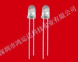 深圳厂家生产8度小角度Φ5MM红外线发射管|940nm感应发射管发射器