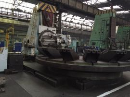 售二手齿轮加工机床 德国莫德尔6.3米滚齿机