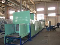 铸造砂芯微波干燥设备 砂芯水基涂料微波表干设备 微波干燥设备