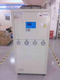 厂家批发三创牌3.75KW风冷箱型冷水机  工业用冷水机