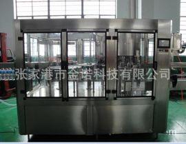飲料機械廠家供應全自動飲料機械 三合一飲料灌裝機械 純淨水設備