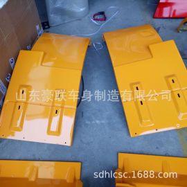 陕汽德龙f3000驾驶室前轮后挡泥板  陕汽德龙f3000驾驶室配件厂家