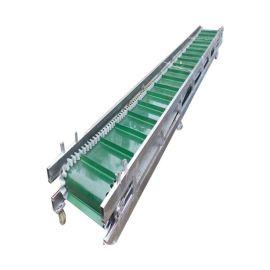 木箱装车输送机 皮带装车运输机qc