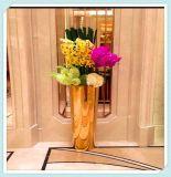 不锈钢园林绿化组合花盆定制供应广场移动花箱不锈钢异形花盆厂家