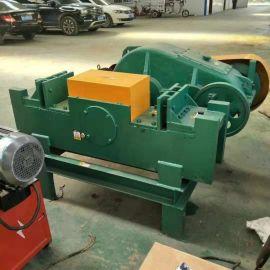 钢筋机械废旧钢筋切粒机 钢筋截断机切头机 废料钢筋钢管切断机