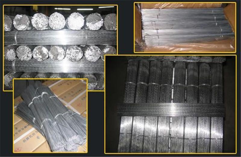 安平縣和廣金屬絲網生產截斷絲