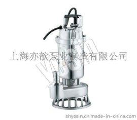 WQ(D)-S高效切割式潜水排污泵/潜水泵型号/潜水泵扬程