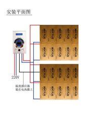 河南电采暖公司 郑州电采暖 电暖器 河南电热膜地暖 河南碳纤维电地暖