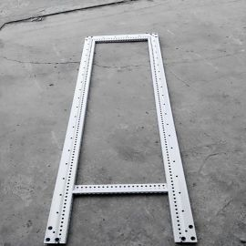 廠家批發價HXGN側片 鐵側框GGD電氣櫃殼體GGD低壓配電櫃殼體配件