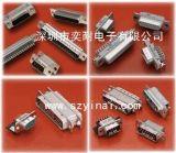 厂家供应滤波连接器,普通陶瓷电容D型滤波连接器,高性能D型滤波连接器