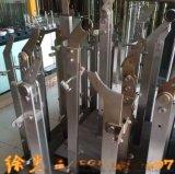 耀恒 供应不锈钢阳台防护栏 玻璃装饰栏杆