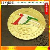 企业徽章定制合金体育纪念章周年庆典纪念章订制 双面纪念币定做