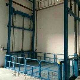 钢结构厂房升降货梯 导轨式升降货梯价格