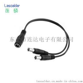 专业线材厂家生产 DC电源线 DC充电线 USB电源线 DC线 电源线