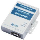 康耐德 C2000 S108 RS485互轉RS232 防雷光隔型介面轉換器 串口轉換器