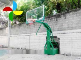 童年风车体育中心训练篮球架  浏阳厂家出售小区公园篮球架