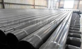 山东青岛电缆管厂家生产承插式热浸塑钢管