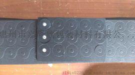 工厂定制阻燃泡棉胶垫,CR胶垫,耐高温胶垫