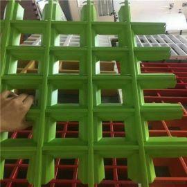 井型吊顶铝格栅 口字型吊顶铝格栅 格栅厂家