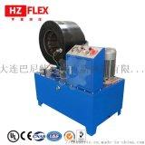 加工制造高质量金属软管接头压管机