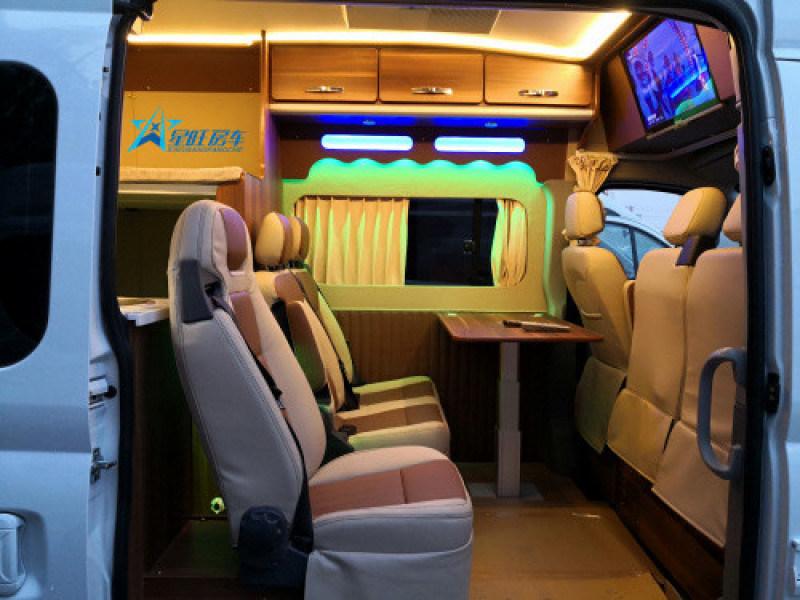 重庆大通房车,长轴B型房车,房车定制