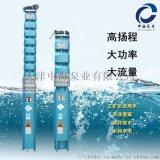 天津中海潜水泵135QJ农业灌溉企业热水泵卧式泵