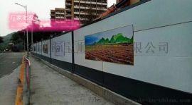 深圳钢结构围挡厂家 南山工地围挡安装流程