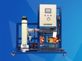 供水工程水处理设备/水消毒次氯酸钠发生器