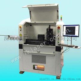 深圳精密圆管切割机 精密激光切割机 自动激光切割机