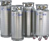 泰来华顿XL180自增压液氮罐杜瓦瓶