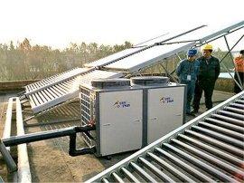 太阳能真空管管式集热工程设备厂家