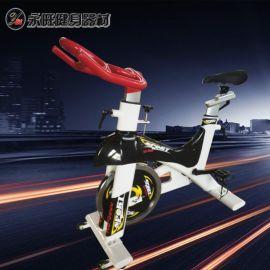 超静音商用动感单车 室内运动健身器材yw-07训练更强劲