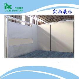 大量供应无缝展板 八棱柱展板 书画艺术展板 铝合金包边艺术板墙