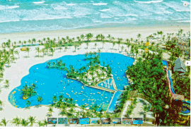 人工造浪设备水上乐园设备水上乐园滑梯水上乐园戏水小品真空造浪