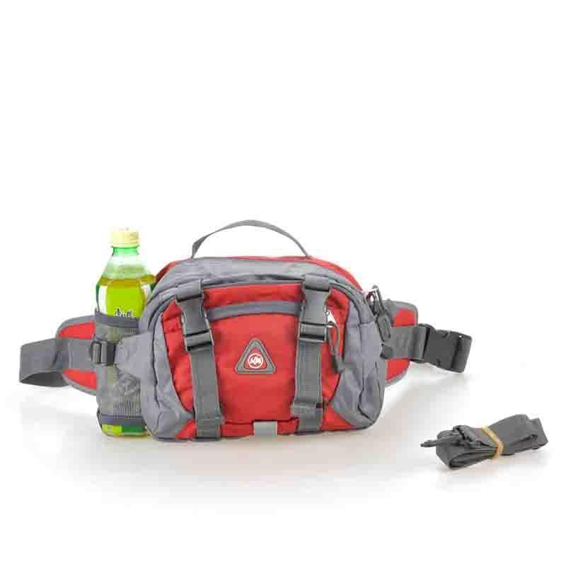 方振箱包专业定制男女款运动腰包 配件包 来图打样 可添加logo