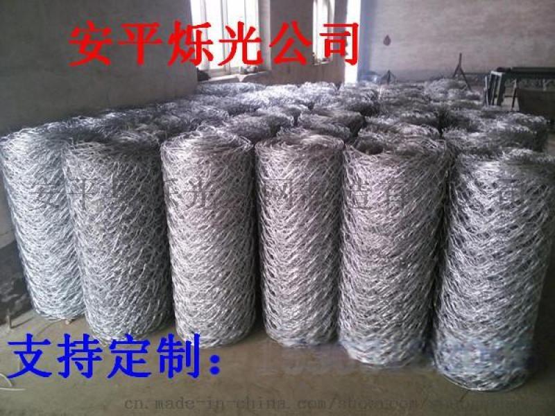 防洪堤坝石笼网 热镀锌石笼网现货供应