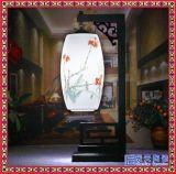 景德鎮臥室牀頭現代創意中式仿復古結婚薄胎燈陶瓷臺燈具