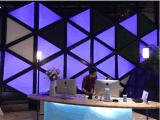背光源LED背光板大尺寸RGB三色導光板帶控制器七彩背景牆