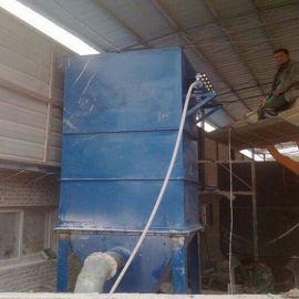 LFEF系列烘干机玻纤布袋除尘器的结构
