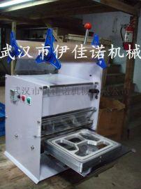 供应伊佳诺台式手压半自动封口机小型封口机