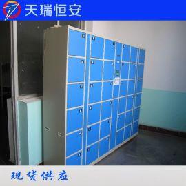北京自設密碼型寄存櫃廠家天瑞恆安TRH-ZS24D