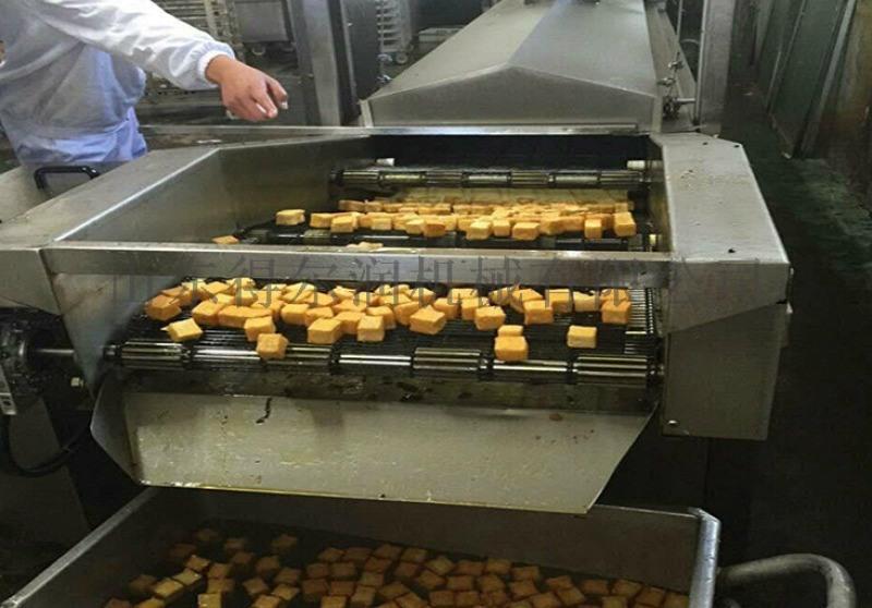 鱼豆腐生产线 自动化鱼豆腐生产线 鱼豆腐生产线工艺