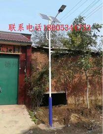 枣庄路灯生产厂家6米农村太阳能路灯一体路灯庭院灯
