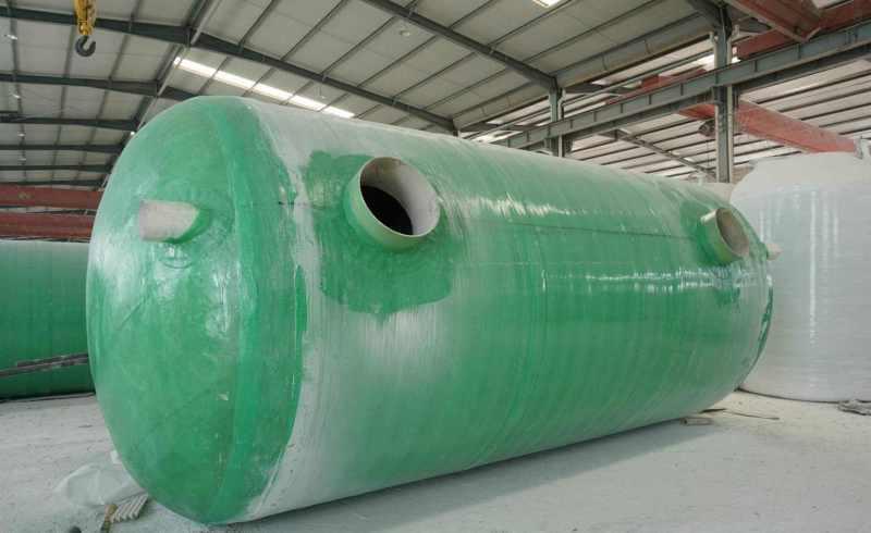 定制玻璃钢化粪池 地埋式化粪池规格型号