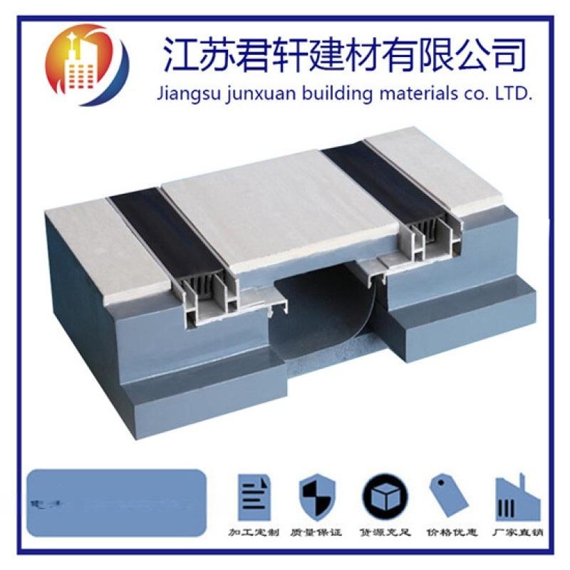 铝合金地面伸缩缝装置厂家