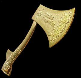 金斧子摆饰(ECH1253)