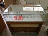 木质珠宝展示柜产品陈列展览柜透明玻璃展示柜