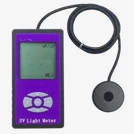 紫外辐照计UVC 254nm UVA365 紫外线照度计 紫外照度计