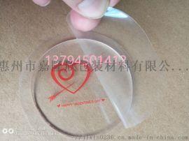 工厂定制透明软胶垫,可移软胶垫,高粘性胶垫